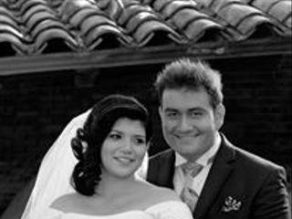 La boda de Yezby y Luis Miguel 1