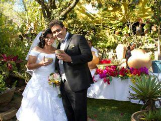La boda de Yezby y Luis Miguel
