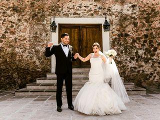 La boda de Analí y Rodrigo 1