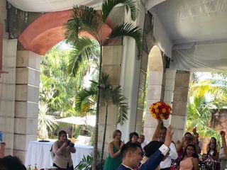 La boda de Ximena  y Pablo 1