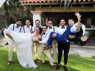 La boda de Ximena  y Pablo 2