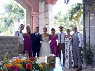 La boda de Ximena  y Pablo 3