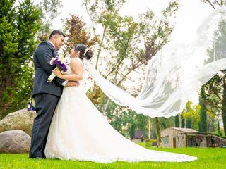 La boda de Jocelyn y Edgar