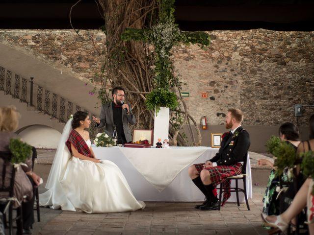 La boda de Michael y Abdi en Querétaro, Querétaro 16