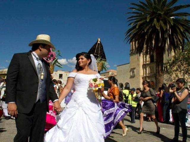 La boda de Luis Miguel y Yezby en Oaxaca, Oaxaca 4