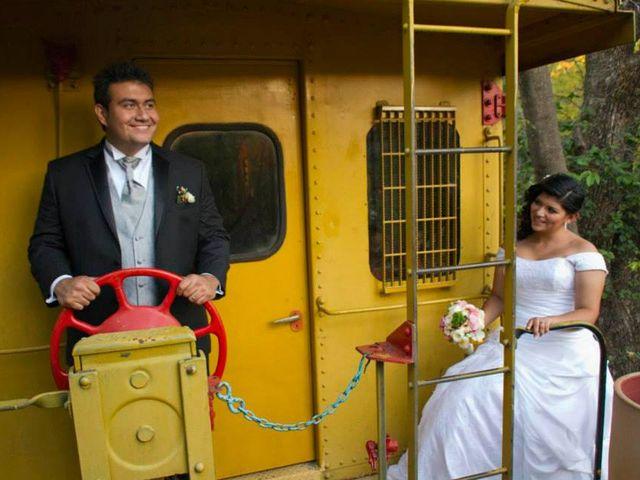 La boda de Luis Miguel y Yezby en Oaxaca, Oaxaca 5