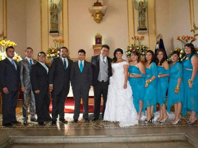 La boda de Luis Miguel y Yezby en Oaxaca, Oaxaca 8
