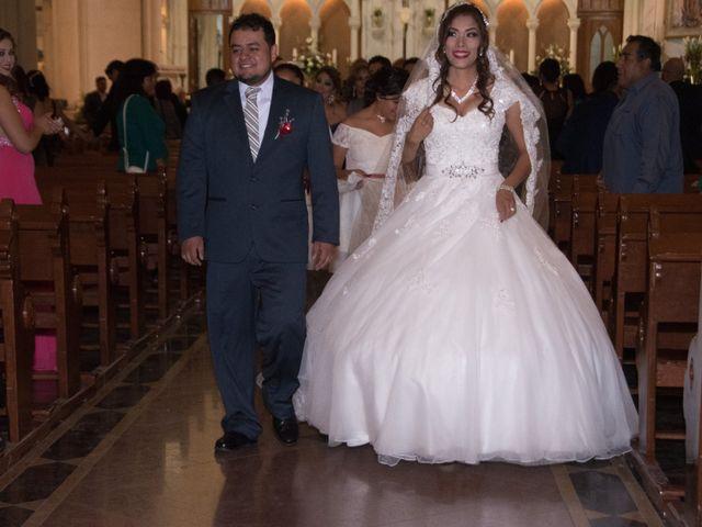La boda de Heidi y Toño