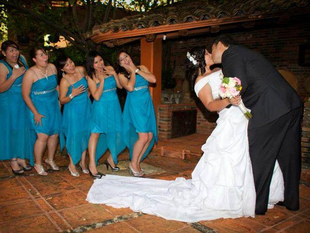La boda de Luis Miguel y Yezby en Oaxaca, Oaxaca 11