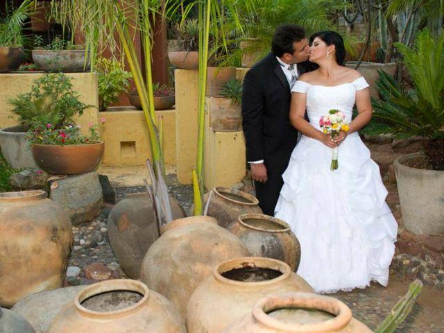 La boda de Luis Miguel y Yezby en Oaxaca, Oaxaca 12