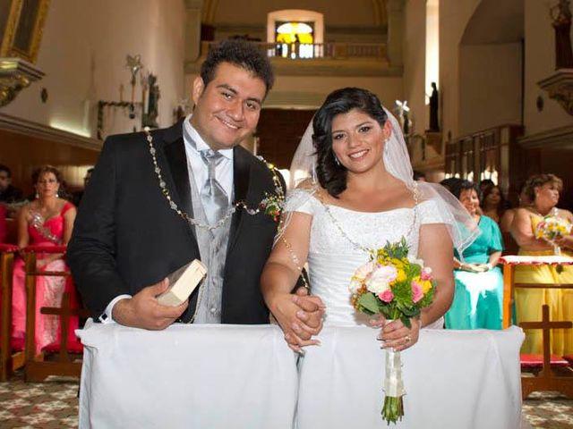 La boda de Luis Miguel y Yezby en Oaxaca, Oaxaca 14