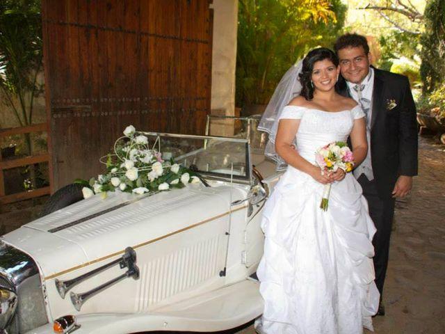 La boda de Luis Miguel y Yezby en Oaxaca, Oaxaca 15