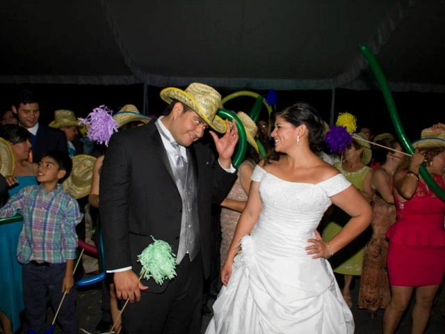 La boda de Luis Miguel y Yezby en Oaxaca, Oaxaca 20