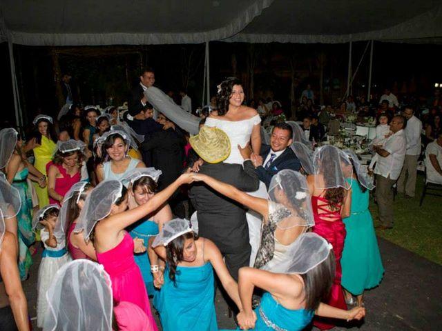 La boda de Luis Miguel y Yezby en Oaxaca, Oaxaca 21