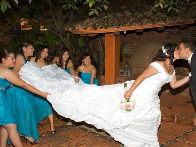 La boda de Luis Miguel y Yezby en Oaxaca, Oaxaca 22
