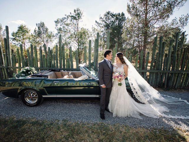 La boda de Mish y Toño