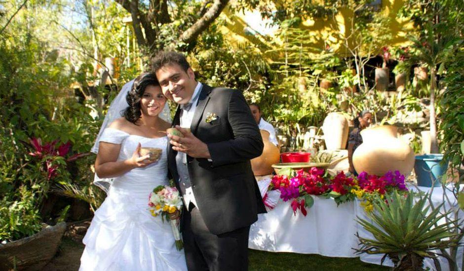 La boda de Luis Miguel y Yezby en Oaxaca, Oaxaca