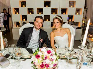 La boda de Stefania y Alejandro