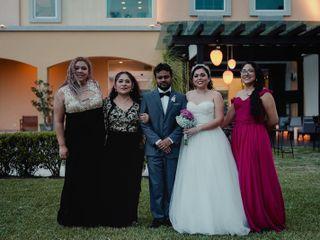 La boda de María y Anirban