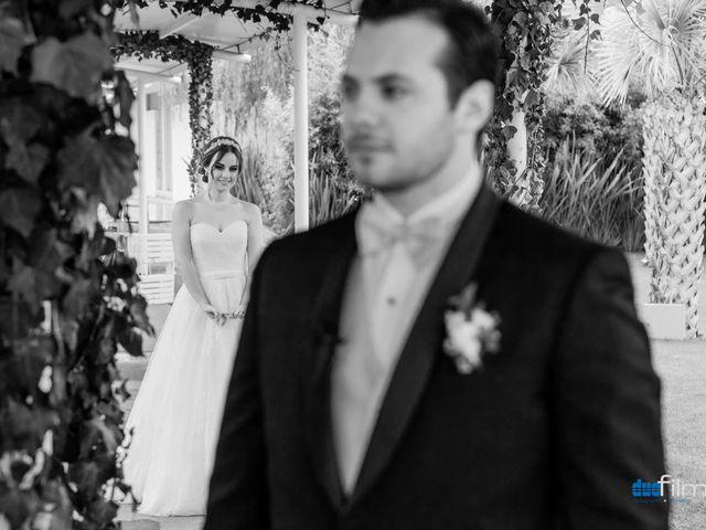 La boda de Alejandro y Stefania en Tlajomulco de Zúñiga, Jalisco 12