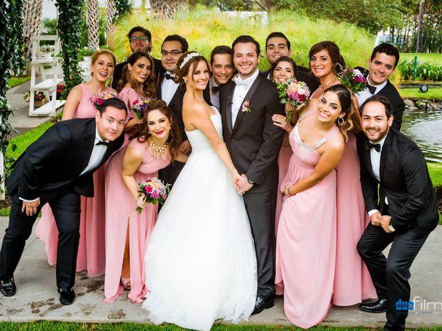 La boda de Alejandro y Stefania en Tlajomulco de Zúñiga, Jalisco 17