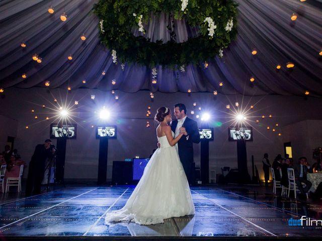 La boda de Alejandro y Stefania en Tlajomulco de Zúñiga, Jalisco 22