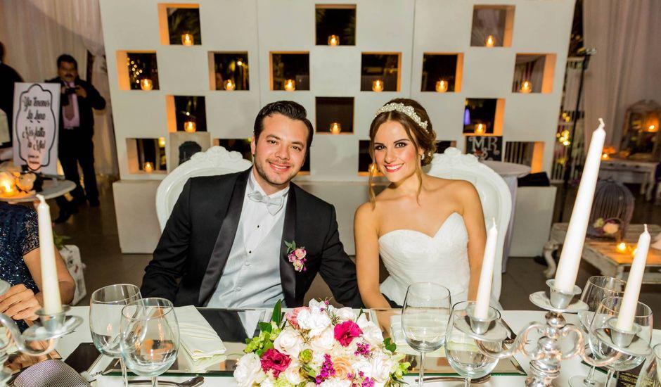 La boda de Alejandro y Stefania en Tlajomulco de Zúñiga, Jalisco