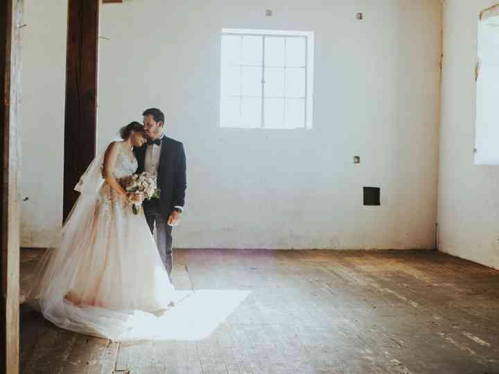 La boda de Liz y Armando