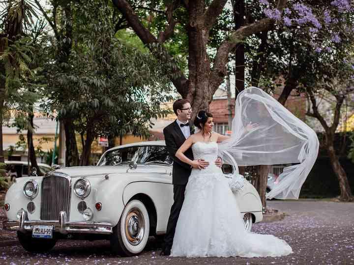 La boda de Karka y David