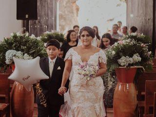 La boda de Natalia y Joseth 3