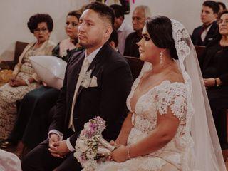 La boda de Natalia y Joseth