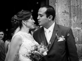 La boda de Marcela y Pablo