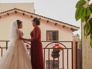 La boda de Alberto y Zenet 1