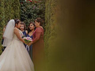 La boda de Alberto y Zenet 3