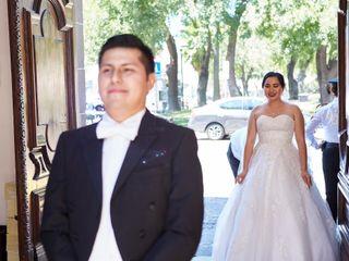La boda de Veronica y Victor 1
