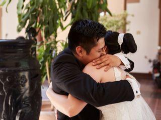 La boda de Veronica y Victor 2
