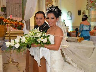 La boda de Selene y Leonardo