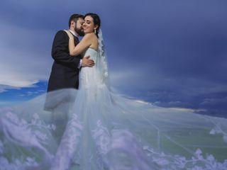 La boda de Israel y Sandra 1