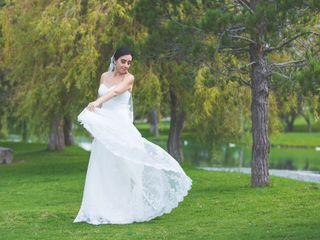 La boda de Israel y Sandra 3