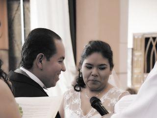 La boda de Elisa y Omar 1