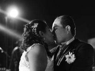 La boda de Elisa y Omar