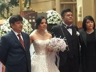 La boda de Jennifer y Arturo 1