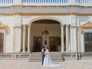 La boda de Paola y Ulises