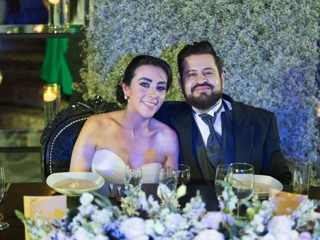 La boda de Israel y Sandra