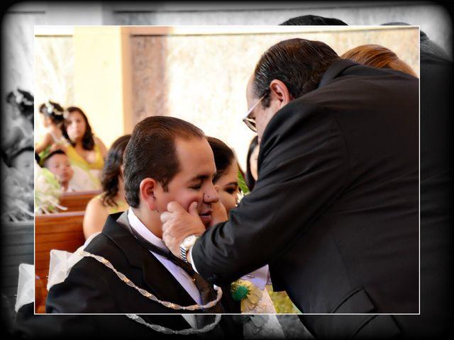 La boda de Omar y Elisa en Gómez Farías, Jalisco 4