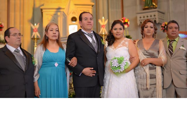 La boda de Omar y Elisa en Gómez Farías, Jalisco 7