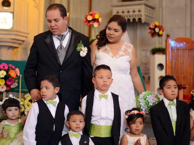La boda de Omar y Elisa en Gómez Farías, Jalisco 2