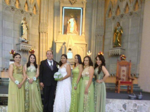 La boda de Omar y Elisa en Gómez Farías, Jalisco 10