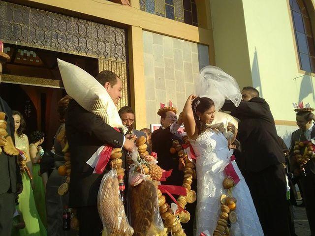 La boda de Omar y Elisa en Gómez Farías, Jalisco 11