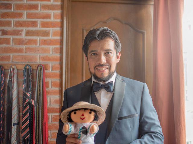 La boda de Ulises y Paola en San Juan del Río, Querétaro 7